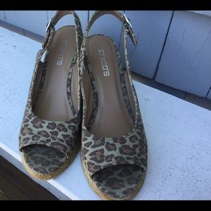 Espadrille shoes by Chico's
